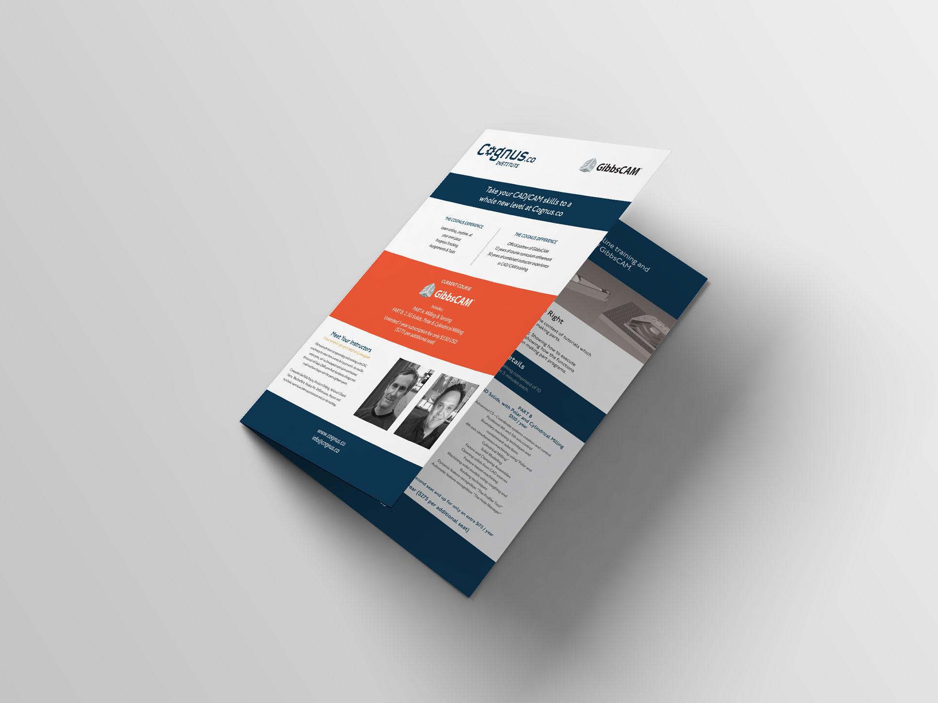 Slant Design - Cognus