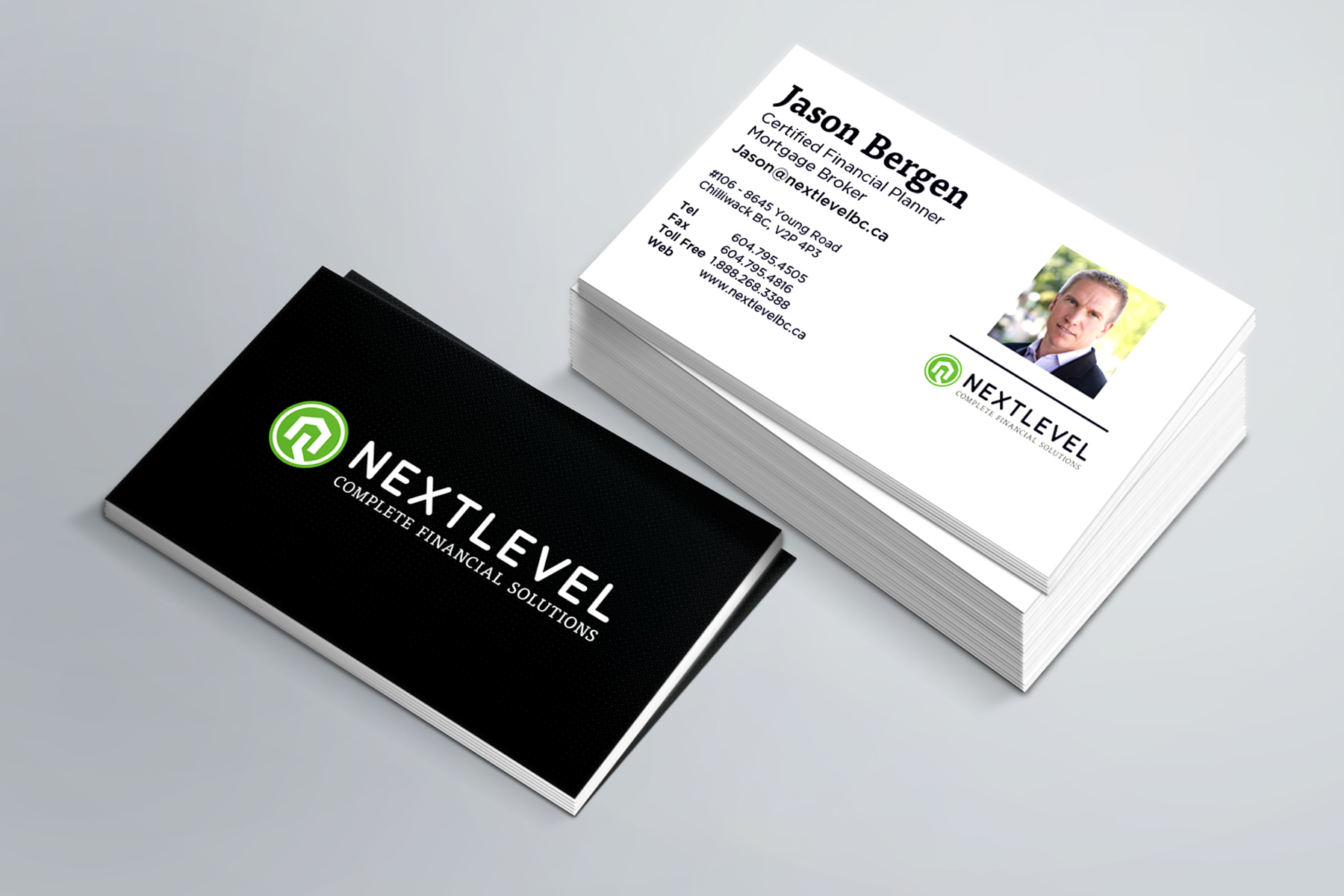 Slant Design - Nextlevel Financial